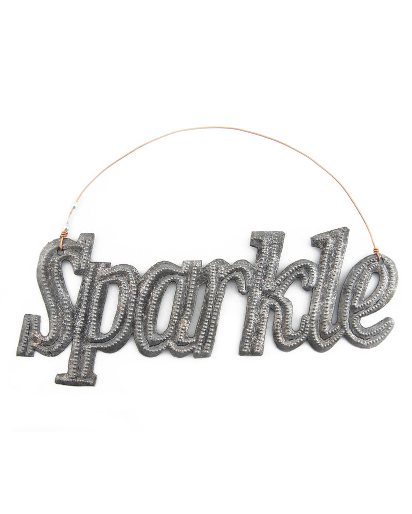 Sparkle Metal Art