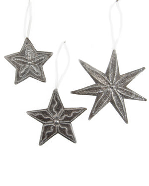 Star Ornament Set
