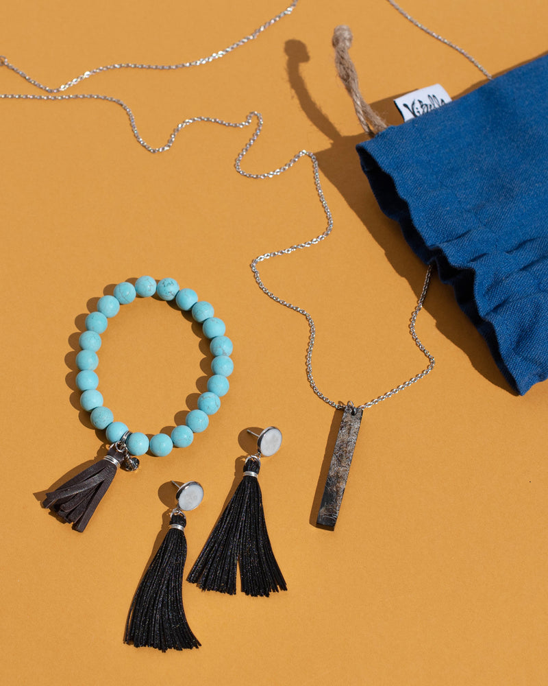 Surprise Set- Necklace, Earrings, Bracelet