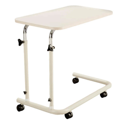 Alphacare Overbed Table Adjustable 3020V