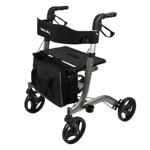 BETTERLIVING Euro Compact Foldable Outdoors Walker BL0062