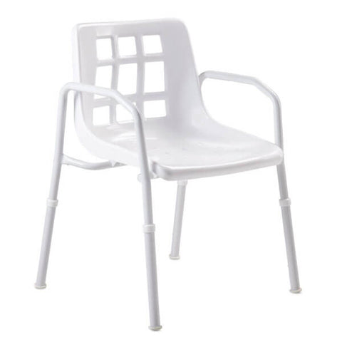 CAREQUIP Shower Chair with Arms AG0070