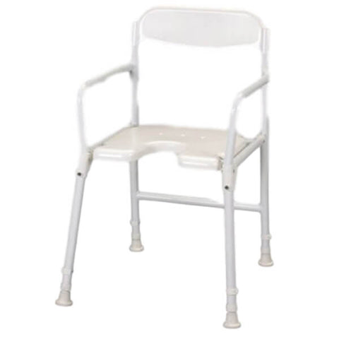 DAYS Aluminium Folding Shower Chair