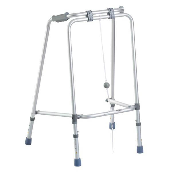 DAYS Folding Adjustable Ball Walking Frame 838-915mm
