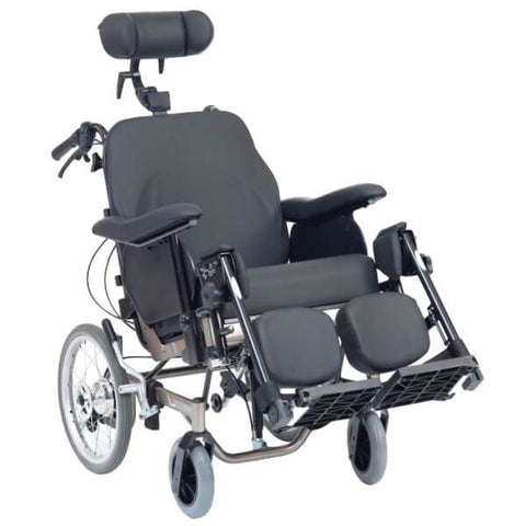 DRIVE IDSOFT Tilt and Recline Wheelchair Multi Adjustable