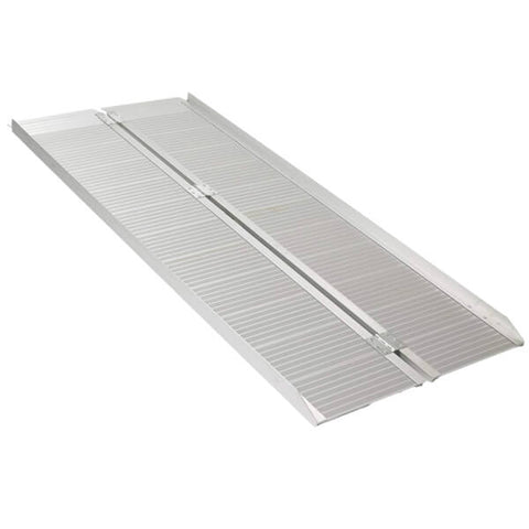 DRIVE Portable Folding Wheelchair Ramp 272kg 6 Foot Length