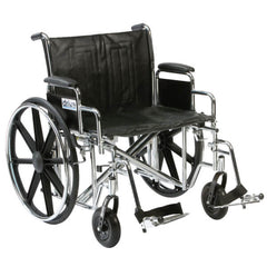 DRIVE Sentra Heavy Duty Bariatric Wheelchair