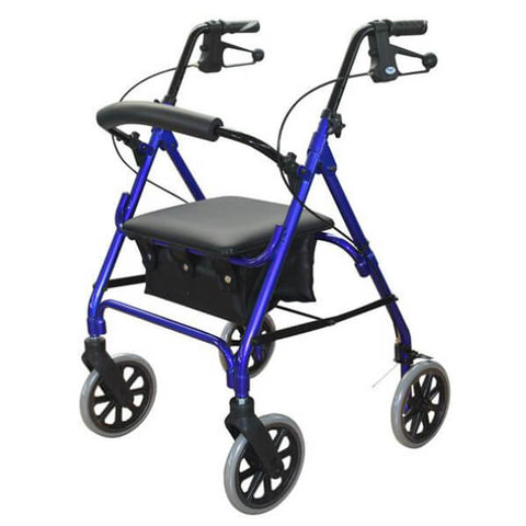 Days 105 Rollator Blue