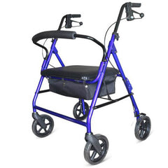 DAYS Heavy Duty Outdoors Bariatric Walker DAYS-HD Blue