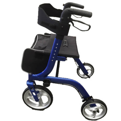 DAYS Deluxe Compact Outdoor Walker with Seat