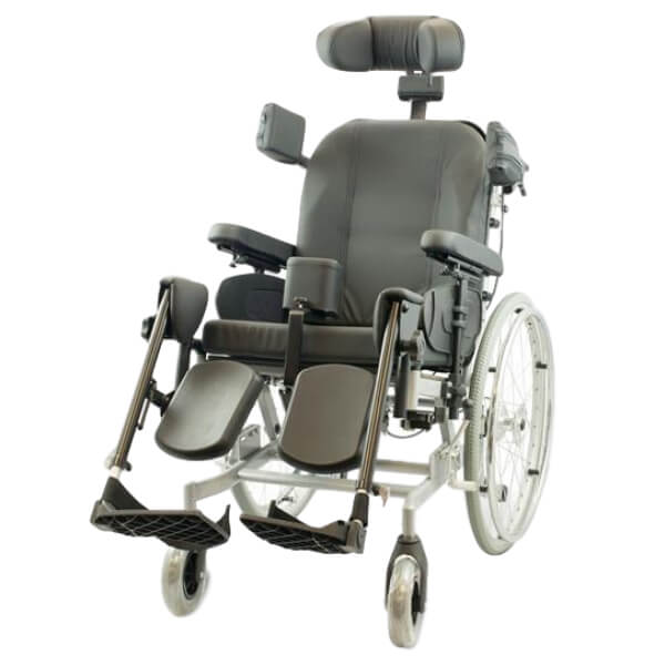 DAYS Tilt and Recline Adjustable Wheelchair