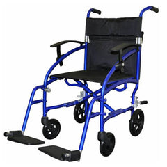 Dyas Swift Lite Attendant Propelled Wheelchair