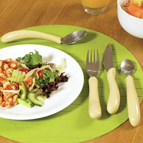 Homecraft Caring Cutlery Set Dinner Plate