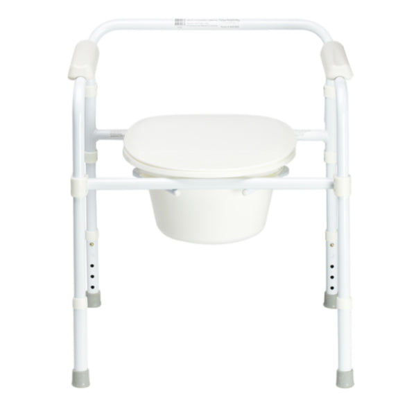 MAXMOBILITY Delta T14 Folding Lightweight Commode