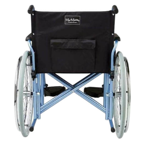 "MAXMOBILITY Omega HD1 22"" Bariatric Wheelchair 250kg"