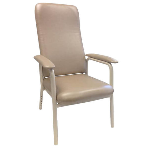 Orthopaedic High Back Chair for Postural and Spinal Support