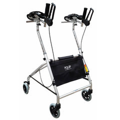 PQUIP Petite Steel Gutter Arm Walker 160kg