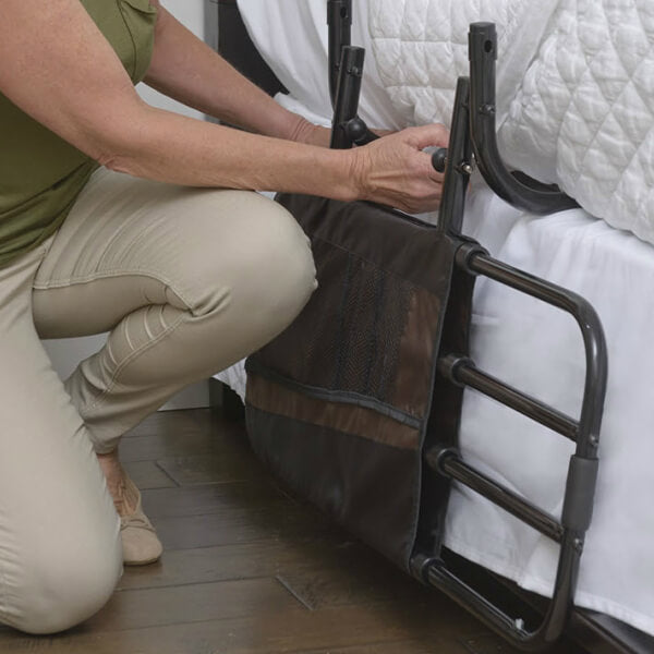 STANDER EZ Pivoting Bed Rail and Handle Adjustable