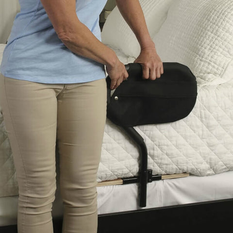 STANDER Ergonomic Heavy Duty Bariatric Bedcane Height Adjustable 156kg