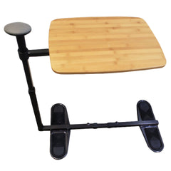 STANDER Omni Swivel Tray Bamboo Table and Stand Assist Couch Handle 41011