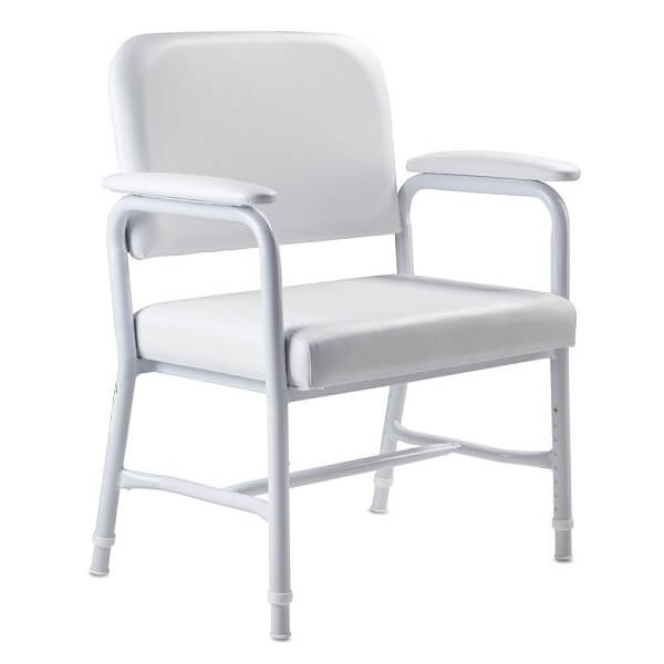 CAREQUIP Heavy Duty Bariatric Padded Shower Chair 300kg