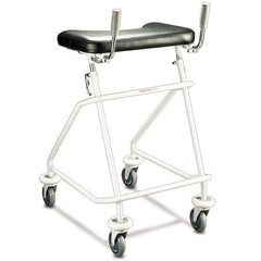 CAREQUIP Bariatric Forearm Gutter Tutor Rehab Walker Padded