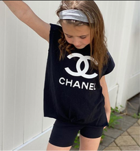 Load image into Gallery viewer, Classic Chanel Logo Tee
