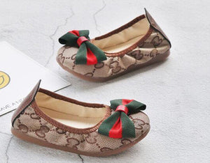 Gucci on the go flats