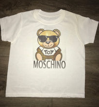 Load image into Gallery viewer, Moschino Teddy