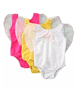 Lux Love Angels Leotard