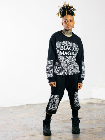BLACK MAGIC SWEATER