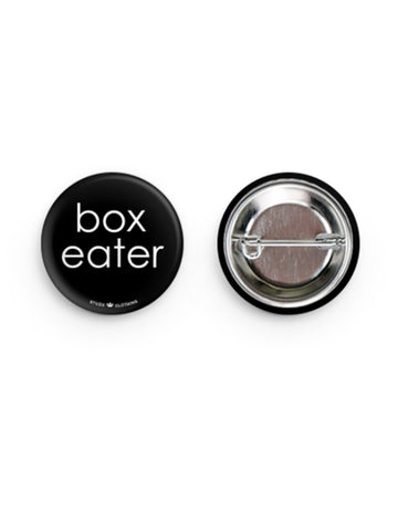 BOX EATER BUTTONS