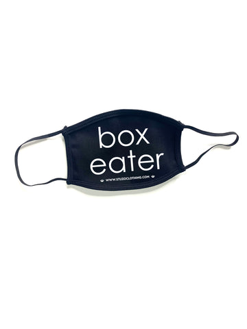 BOX EATER FACE MASK