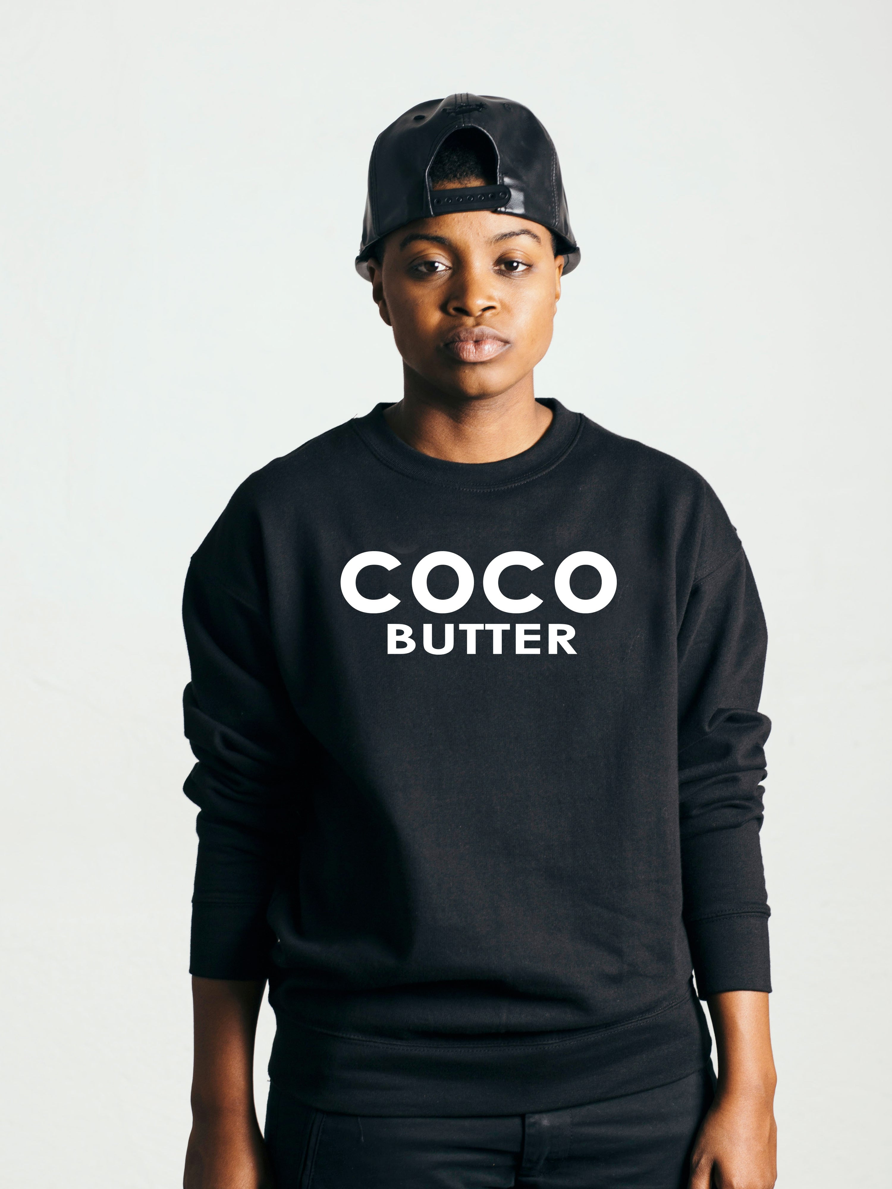 COCO BUTTER SWEATER