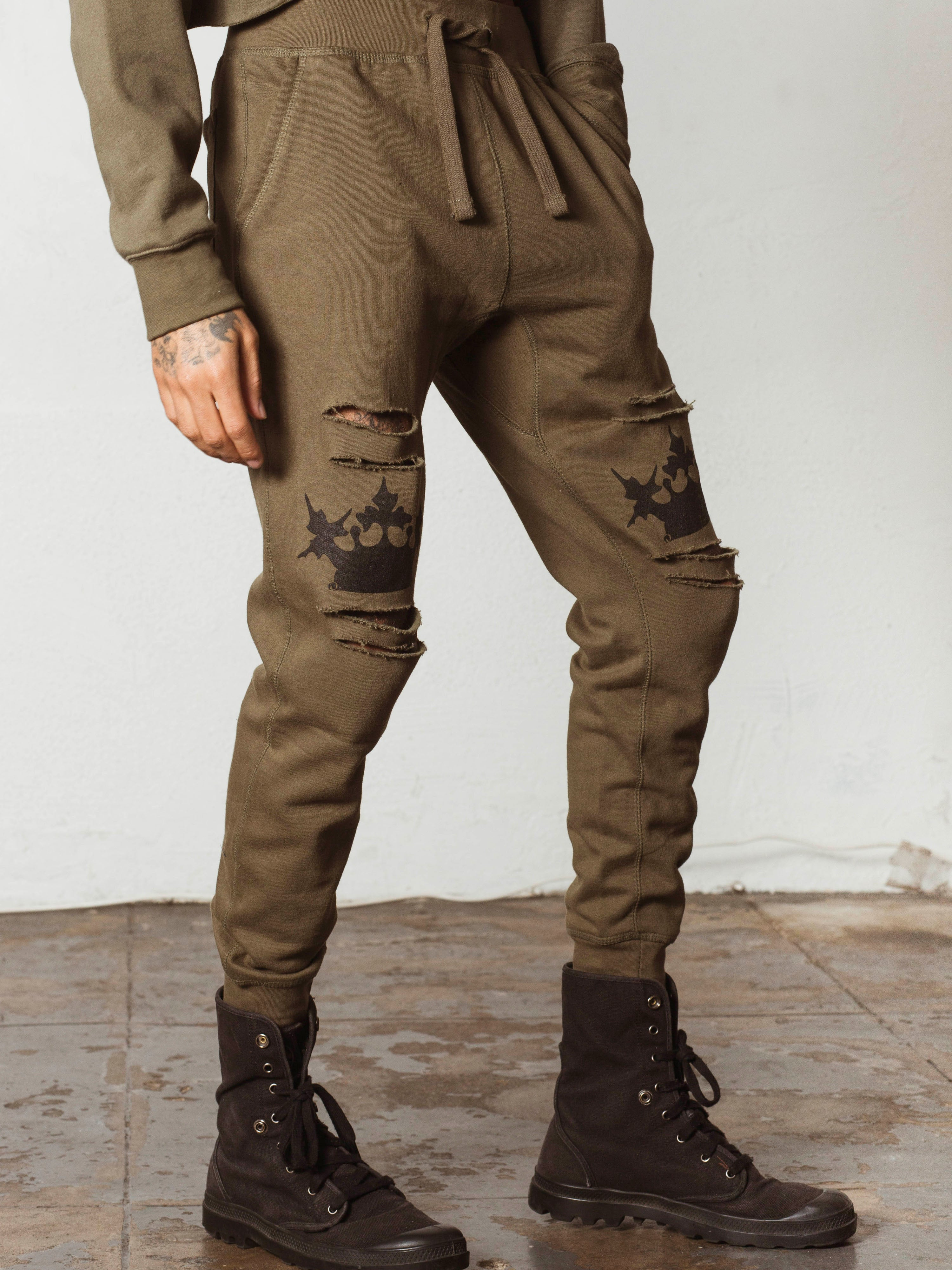 CROWN JOGGERS