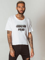 GENDER FREE CROP TOP