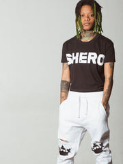 SHERO CROP T-SHIRT