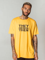 THEY | THEM T-SHIRT