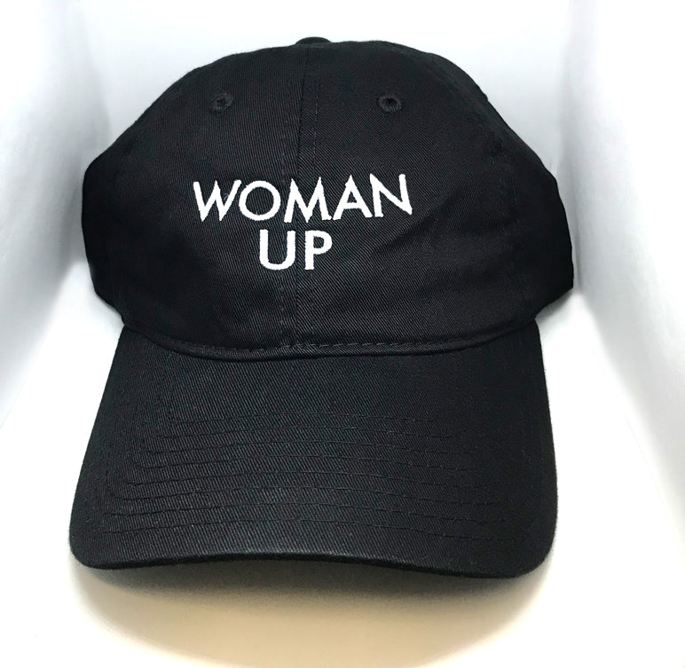 05315645bd0 WOMAN UP DAD HAT – STUZO CLOTHING