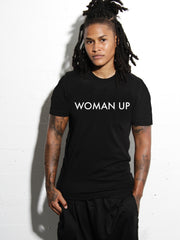 WOMAN UP T-SHIRT