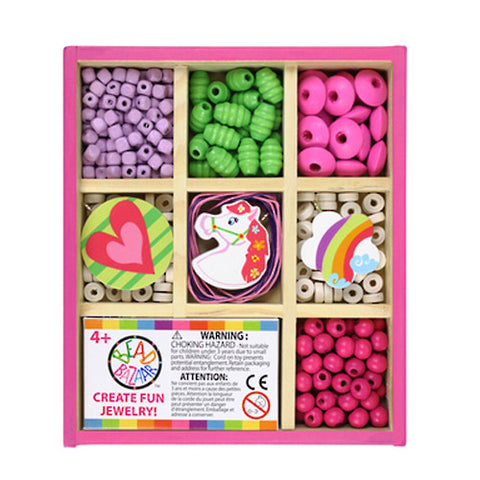 Bead Bazaar Mini Bead Box Kit - Just for Fun