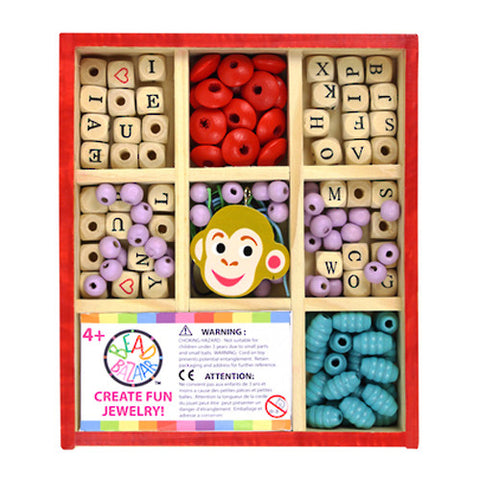 Bead Box Alphabet