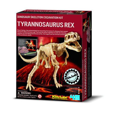 Dinosaur Skeleton Excavation Kit - T Rex