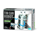 4M Fun Mechanics Tin Can Robot