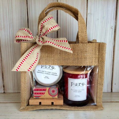 Pure Holly Berry Gift Pack