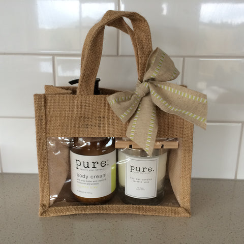 Pure Gift Pack - Coconut and Lime