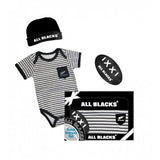 All Blacks Baby Set