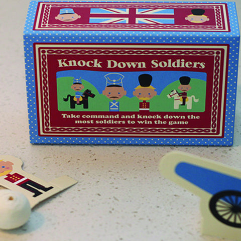 Knock Down Soldiers
