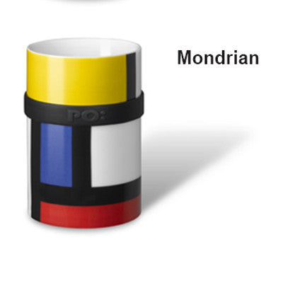 Thermal Mug - Mondrian
