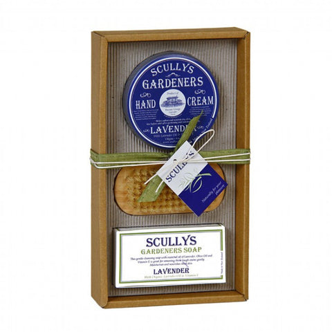 The Scully's Garden Gift Set